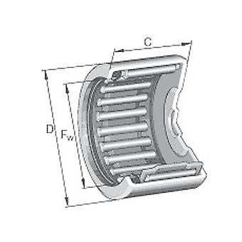INA BK2018-RS Drawn Cup Needle Roller Bearing