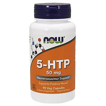 Now Foods 5HTP 50 mg 90 Capsules (Vitamins & supplements , Special supplements)