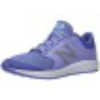 New Balance Womens KJZNTITG Fabric Low Top Lace Up Running Sneaker