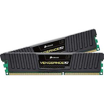 Kit de PC RAM Corsair Vengeance® LP CML16GX3M2A1600C10 16 GB 2 x 8 GB DDR3 RAM 1600 MHz CL10 10/10/27
