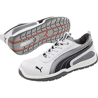 Protective footwear S3 Size: 42 White, Grey PUMA Safety Monaco Low 642650 1 pair
