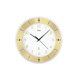 Wall clock radio AMS - 5850