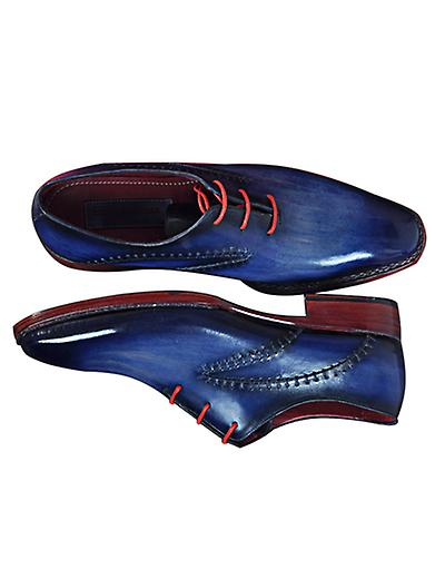 Handcrafted Premium Leather Leather Leather Rudolf N Oxford Shoe 45c1e6