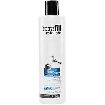 Redken Cerafill Retaliate Shampoo 290 ml (Hair care , Shampoos , Hair Loss)