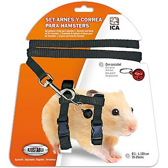 Ica Hamster harness (Small pets , Leads & Harnesses)