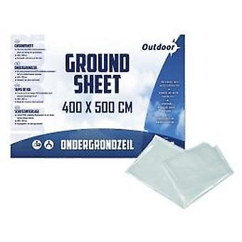 Outdoor ground cloth 350 Perf. 4 x 5