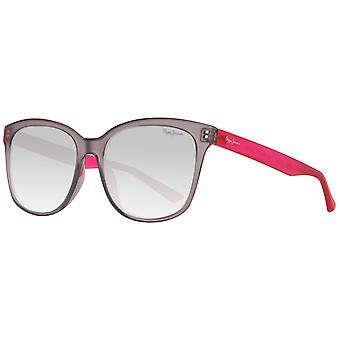 Pepe jeans ladies sunglasses Butterfly-style gray
