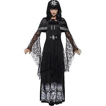 Black Magic Mistress Costume, Small