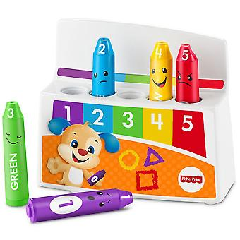 Fisher-Price ridere e imparare i pastelli colorati umore