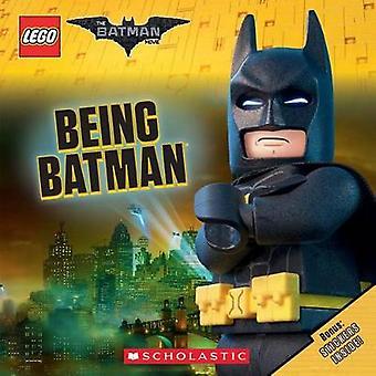 Ser Batman por Michael Petranek - libro 9781338118179
