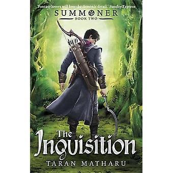 Inkwizycja - Book 2 przez Taran Matharu - 9781444924244 książki