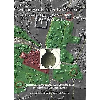 Paysage urbain médiéval dans le nord-ouest de la Mésopotamie par Lenka Starkov