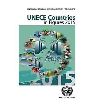 Pays de la CEE en 2015 de chiffres de l'organisation des Nations Unies - Commission économique