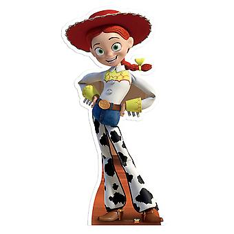 Jessie - Toy Story Lifesize papp åpning / Standee
