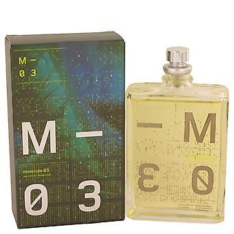 Molecule 03 by ESCENTRIC MOLECULES Eau De Toilette Spray 3.5 oz / 104 ml (Women)