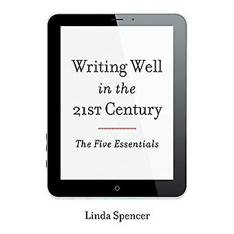 Schrijven goed in de 21e eeuw