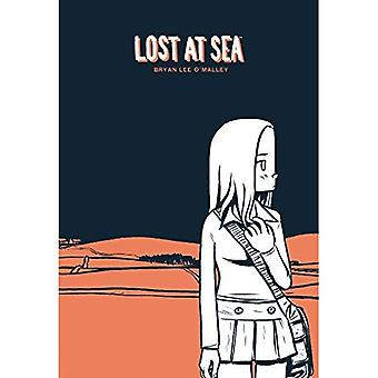 Lost at Sea Hardcover