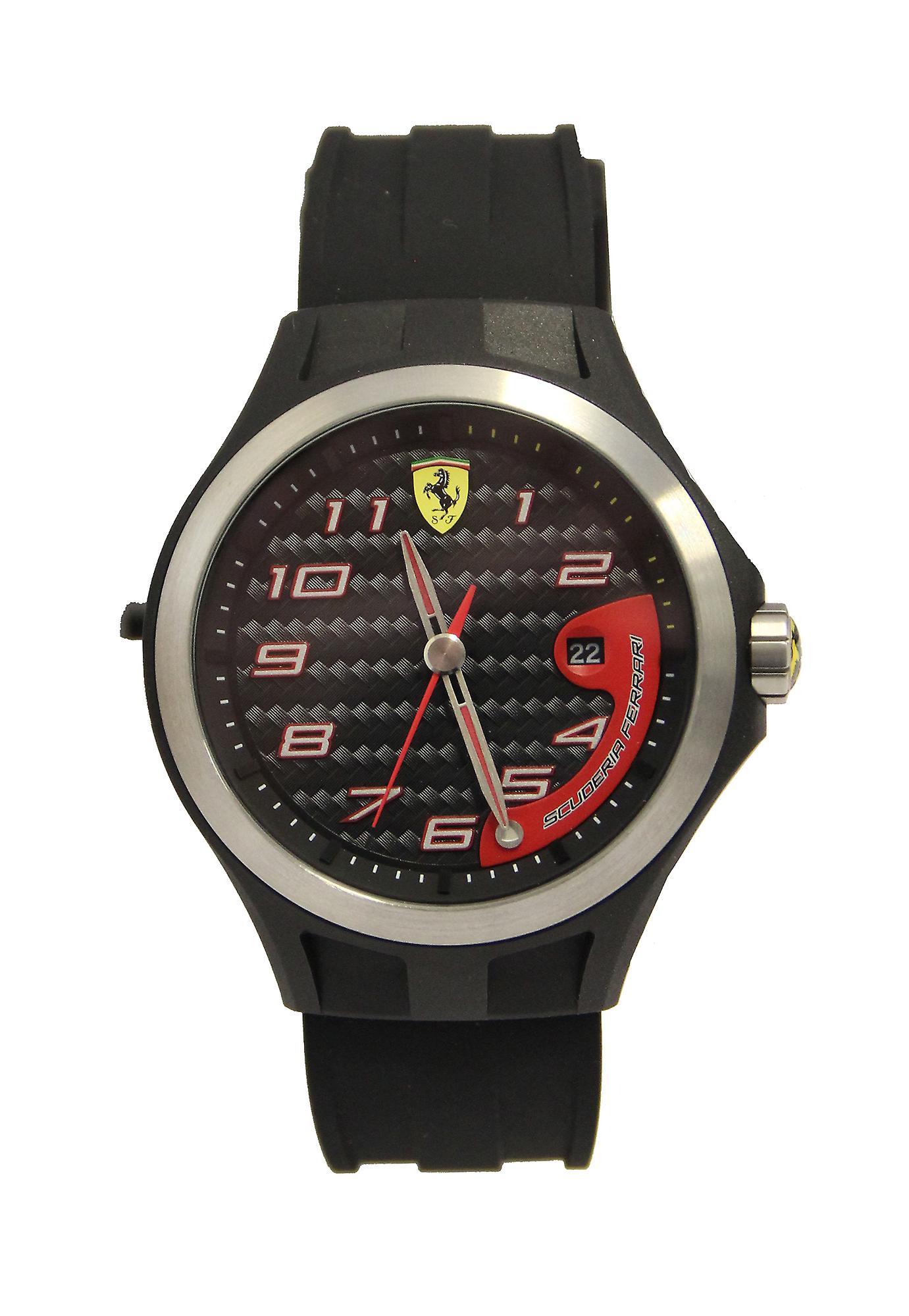 Waooh - Watch scuderia Ferrari lap time
