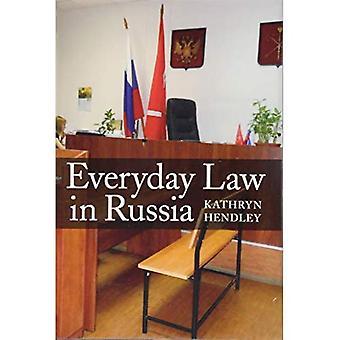 Vardagsjuridik i Ryssland
