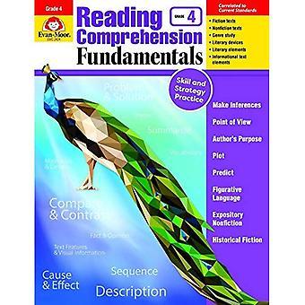 Reading Comprehension Fundamentals, Grade 4 (Reading Comprehension Fundamentals)