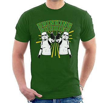 Original Stormtrooper Drinking Buddies Men's T-Shirt