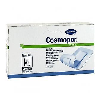 Cosmopor Dressing 15X8Cm 900808 25