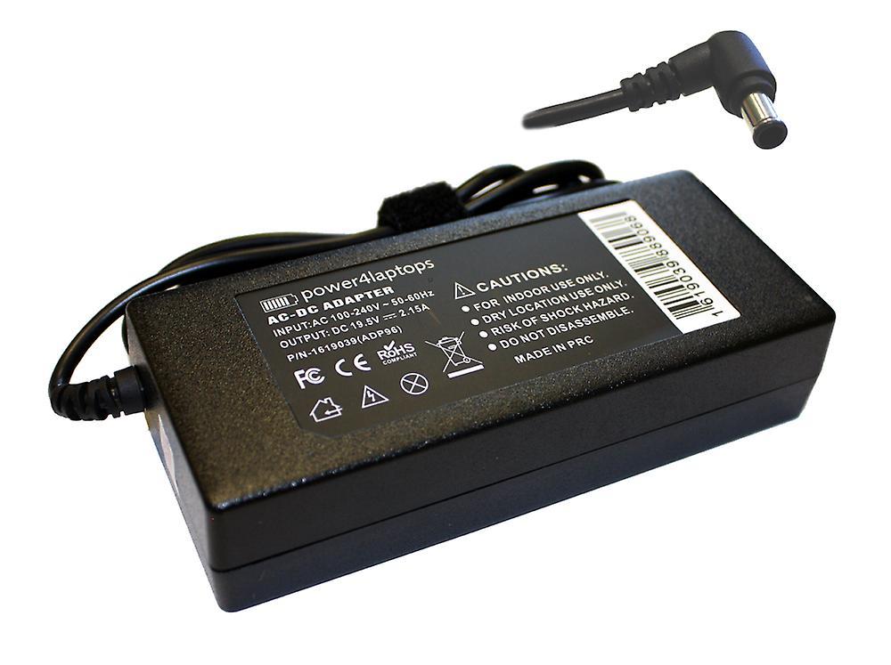 Sony Vaio SVZ1311S9EX ordinateur portable Compatible AC adaptateur chargeur