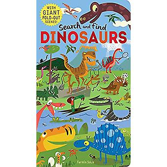 Search and Find - Dinosaurs by Libby Walden - 9781848576094 Book