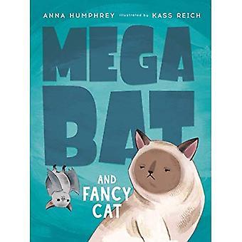 Megabat And Fancy Cat