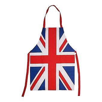 Union Jack porter le tablier en coton Union Jack