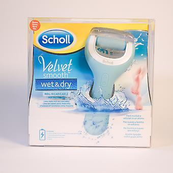 Dr Scholl Lima para Pies Recargable Smooth Wet & Dry (Makeup , Nails , Accessories)