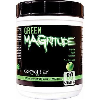 Controlled Labs Green Magnitude 835 gr (Sport , Muscle mass , Creatine)