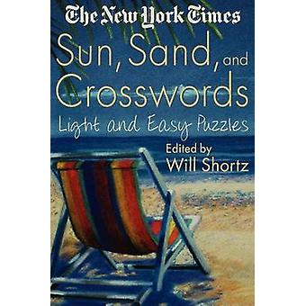 The New York Times Sun - Sand and Crosswords - Light and Easy Puzzles