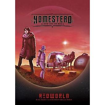 Homestead - A New Life on Mars by A L Collins - 9781496548191 Book