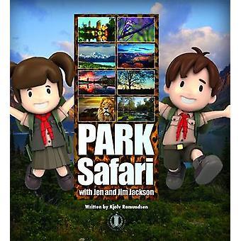 Park Safari by Kjolv Ramundsen - 9781776501366 Book