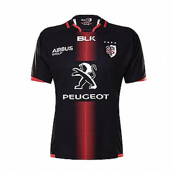 2015-2016 Toulouse Rugby Maglia Home (nero)