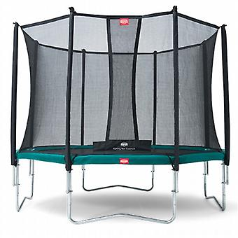 BERG Champion Comfort Regular Trampoline with Safety Net