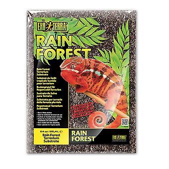 Exo Terra Rain Forest Substrate 4.4Ltr