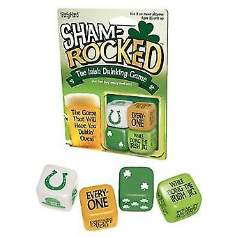 ICUP iPartyHard Shamrocked Dice Game