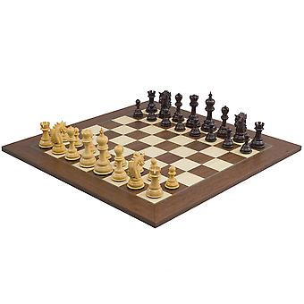 Dubliner Montgoy luksus Grand Chess Sett