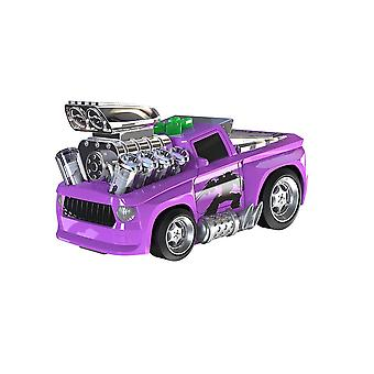 Teenage Mutant Ninja Turtles Mini Ooze Thumper - Shredders Muscle Truck