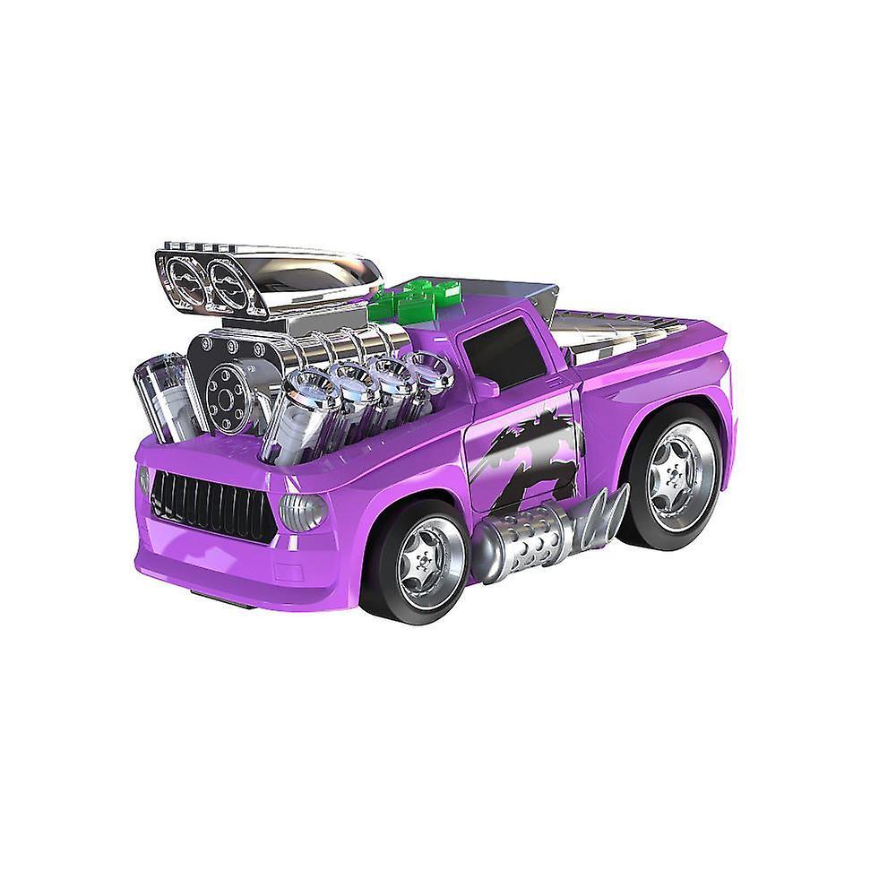 Teenage Mutant Ninja Turtles Mini Ooze Thumper - Shredders Muscle Truck