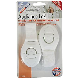 Mammas lille Helper Appliance Lok, låsing stropp for kjøleskap eller komfyr