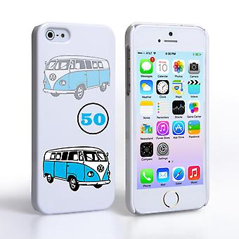 Caseflex VW Camper Van Classic Car iPhone 5 Case 5 s