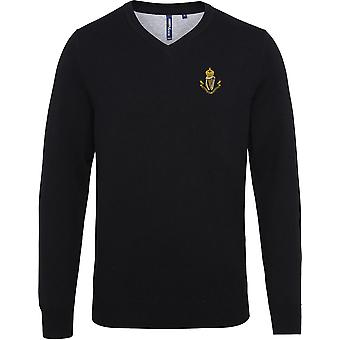 Connaught Rangers - Licensed British Army Embroidered Jumper