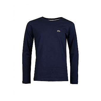 Lacoste Lacoste Long Sleeved Classic Croc T-shirt