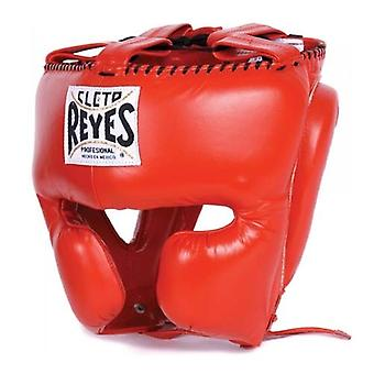 Cleto Reyes coiffures avec joues protecteurs rouge