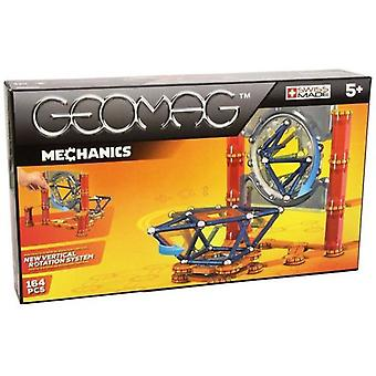 Geomag Mechanics of 154 pieces for children 5 years