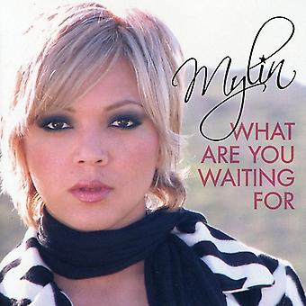 Mylin - What Are You Waiting for [CD] USA import
