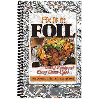 Fix It In Foil Cookbook Cq7024